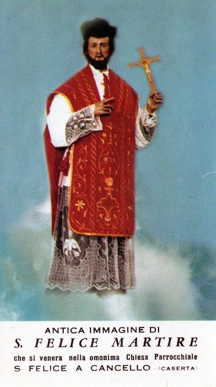 Statua di San Felice Martire