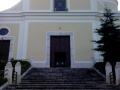 foto frontale con la caratteristica scalinata